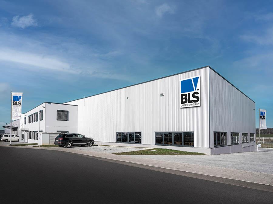 BLS Lasertechnology Standort Grafenau-Doeffingen Stuttgart