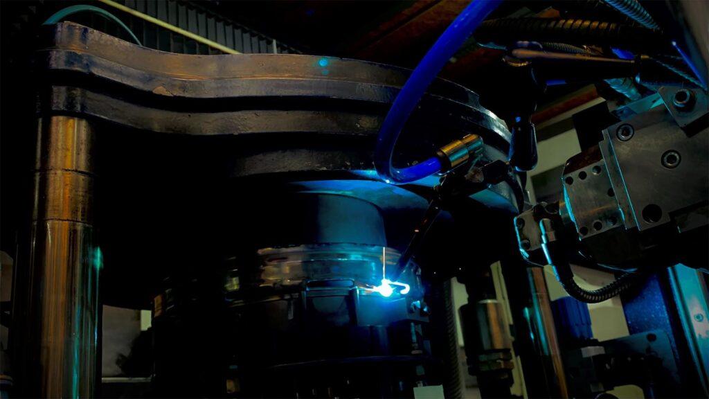 BLS Lasertechnology Laserhärten