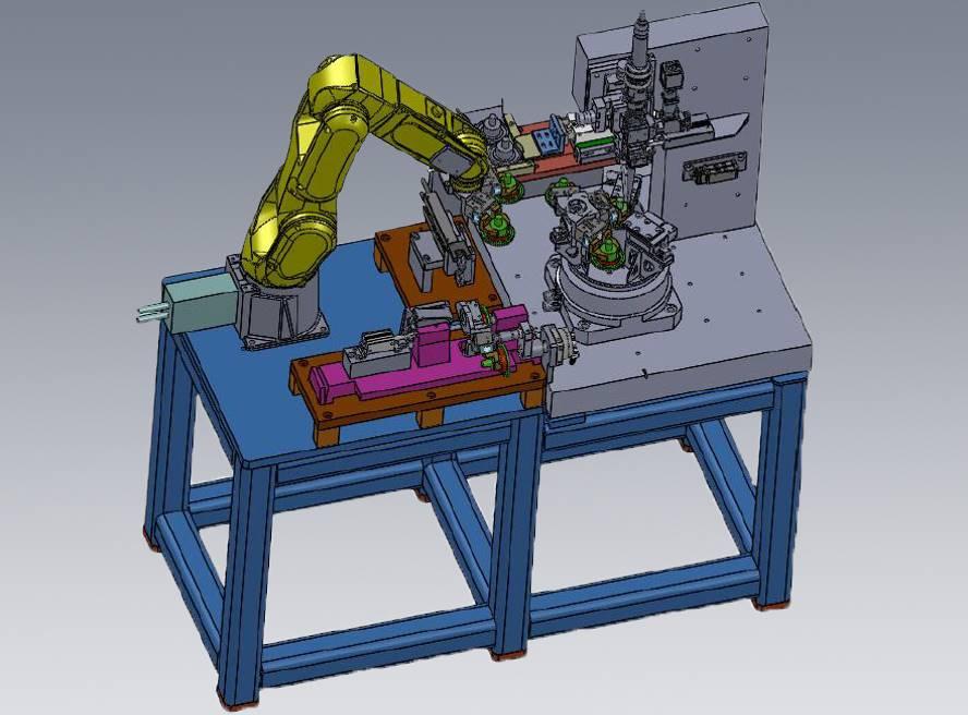 BLS Lasertechnology customer-specific welding equipment