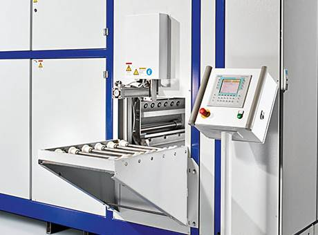 BLS Lasertechnology Dürr/Ecoclean cleaning system
