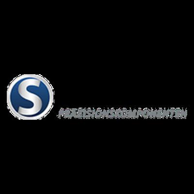 Logo-Steller-Präzisionskomponenten