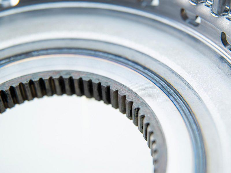 BLS Lasertechnology laser welding steel